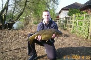 Ford Lake - 12lb 6oz
